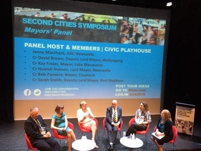 second cities symposium, newcastle,